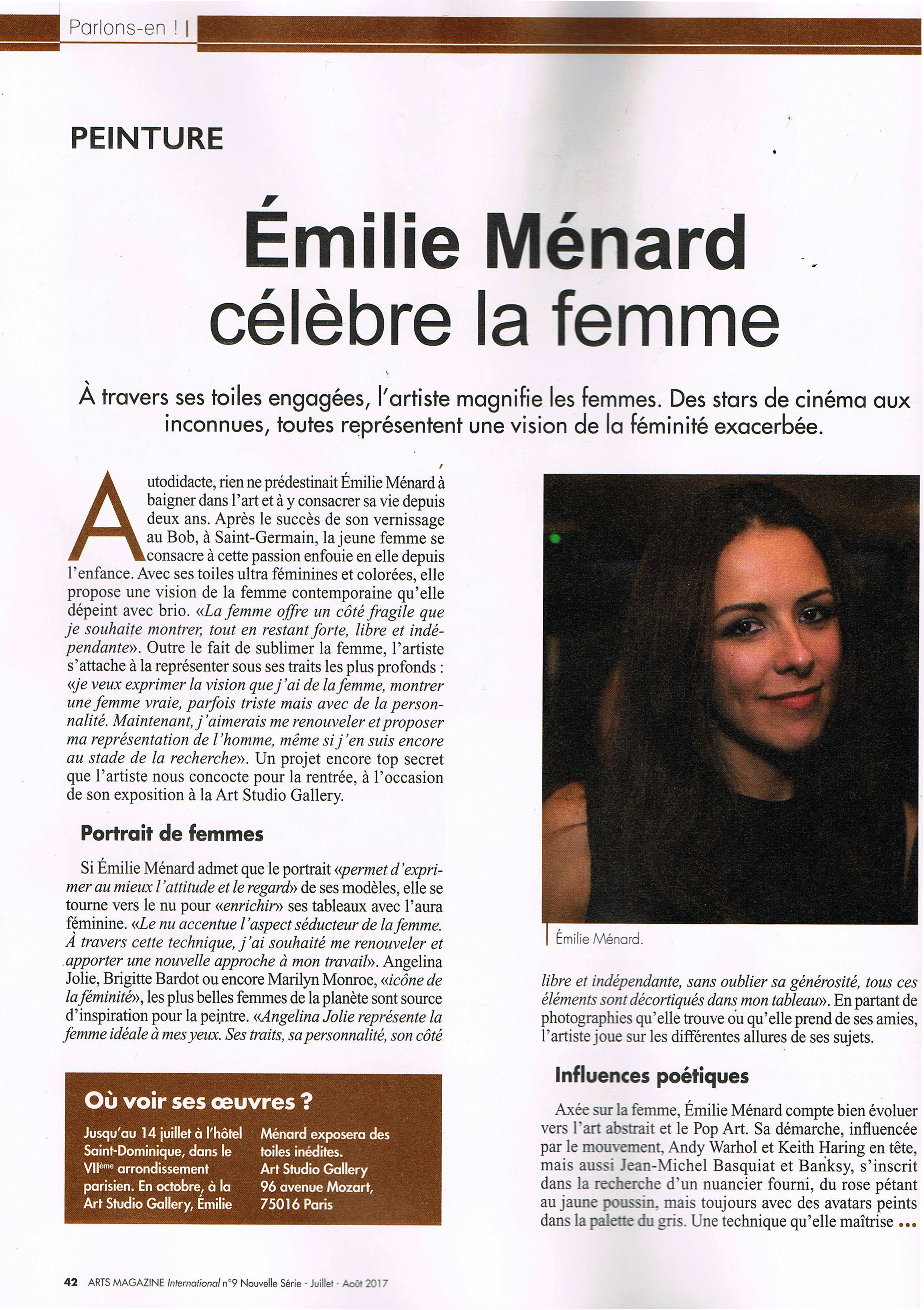 article art mag emilie menard p1 2017