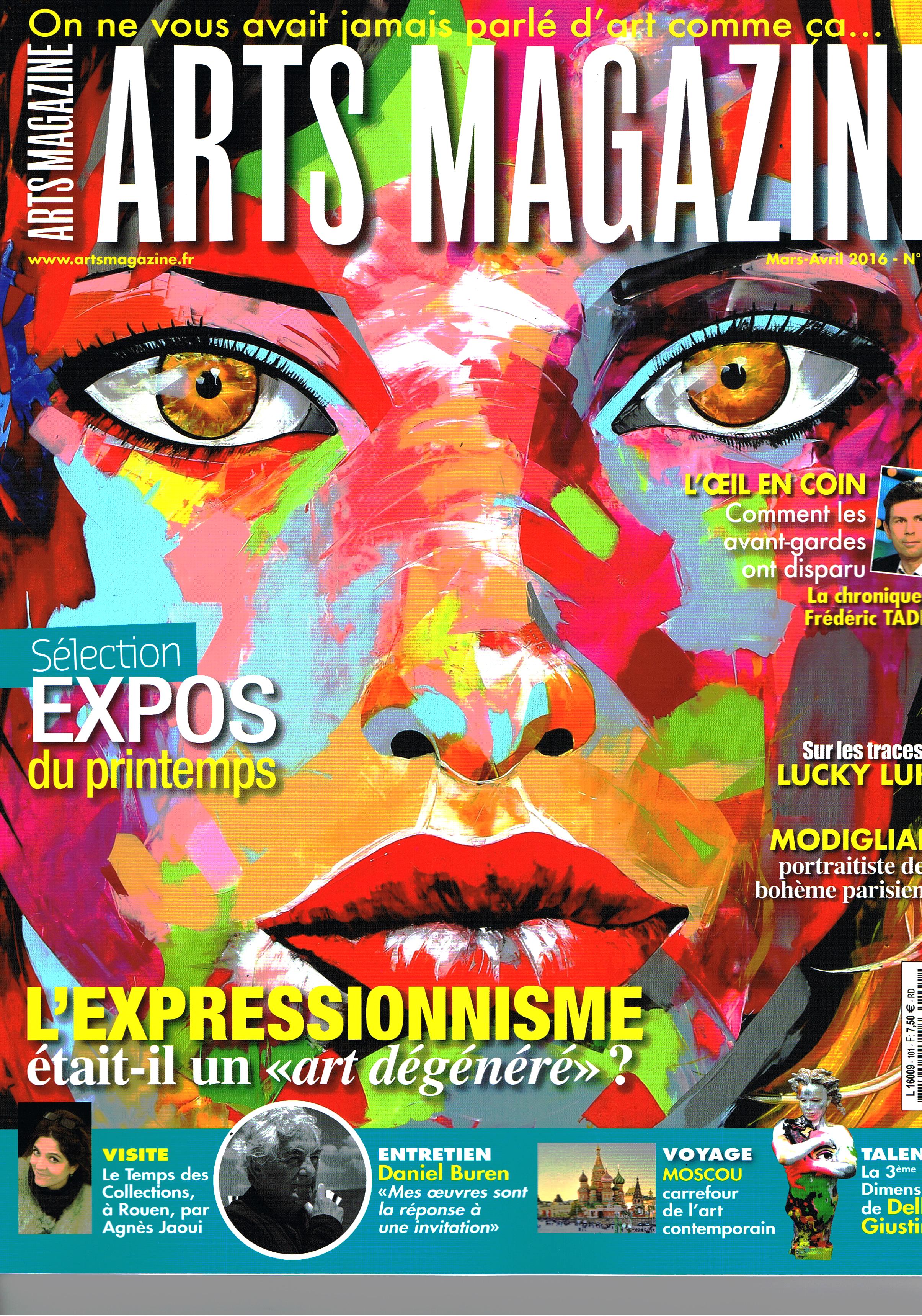 Art Mag - mars 2016