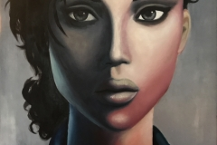 145 -TABLEAU EMILIE MENARD