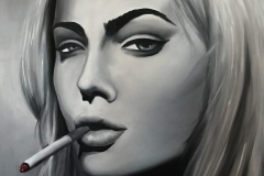 148 -TABLEAU EMILIE MENARD
